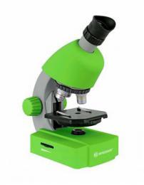 Mikroskop Bresser Junior 40x-640x, zelený