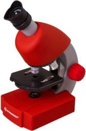 Mikroskop Bresser Junior 40x-640x, èervený
