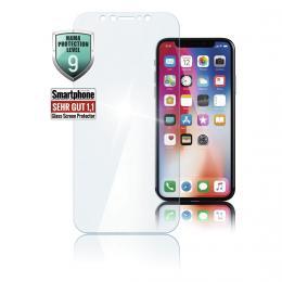 Hama Premium Crystal Glass, ochranné sklo na displej, Apple iPhone X