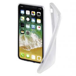 Hama Crystal Clear, kryt pro Apple iPhone X, prùhledný