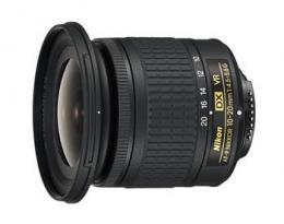 Nikon AF-P VR DX Zoom-Nikkor 10-20 mm f/4.5-5.6G (2,0x)