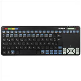 Thomson ROC3506 !DE layout! bezdrátová klávesnice s TV ovladaèem pro Samsung - zvìtšit obrázek