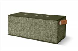 FRESH  N REBEL Rockbox Brick XL Fabriq Edition Bluetooth reproduktor, Army, vojenská zelená