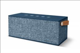 FRESH  N REBEL Rockbox Brick XL Fabriq Edition Bluetooth reproduktor, Indigo, indigovì modrý
