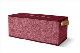 FRESH  N REBEL Rockbox Brick XL Fabriq Edition Bluetooth reproduktor, Ruby, rubínovì èervený