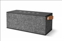 FRESH  N REBEL Rockbox Brick Fabriq Edition Bluetooth reproduktor, Concrete, šedý