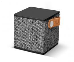 FRESH  N REBEL Rockbox Cube Fabriq Edition Bluetooth reproduktor, Concrete, šedý