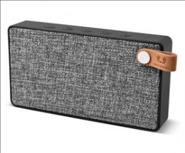 FRESH  N REBEL Rockbox Slice Fabriq Edition Bluetooth reproduktor, Concrete, šedý