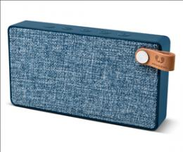 FRESH  N REBEL Rockbox Slice Fabriq Edition Bluetooth reproduktor, Indigo, indigovì modrý