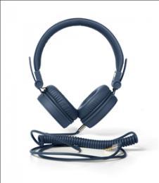 FRESH  N REBEL Caps sluchátka, Indigo, indigovì modrá