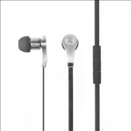 FRESH  N REBEL Lace Earbuds sluchátka, Concrete, šedá