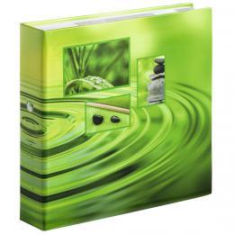 Hama album memo FEELING 10x15/200, zelená, popisové pole