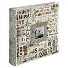 Hama album memo LAUGH 10x15/200, popisové pole