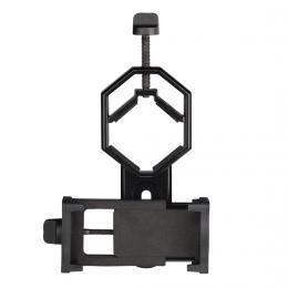 Hama smartphone držák pro dalekohledy s okulárem s prùmìrem 2.5-4.8 cm