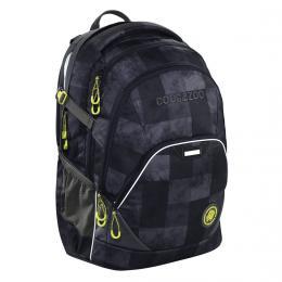 Školní batoh Coocazoo EvverClevver2, Mamor Check, certifikát AGR