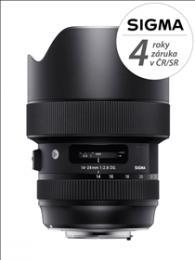 SIGMA 14-24/2.8 DG HSM ART Canon EF mount