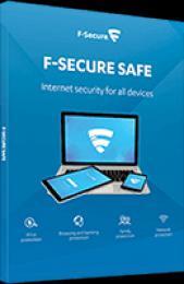 F-Secure SAFE DR, 5 zaøízení / 2 roky / Data Recovery 1 zaøízení/ 2 roky, el .licence