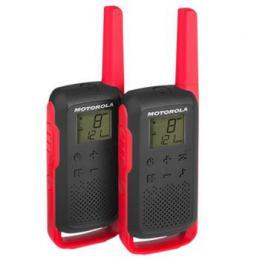 Motorola TLKR T62, èervená - zvìtšit obrázek