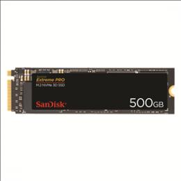 SanDisk Extreme PRO M.2 SSD 500 GB