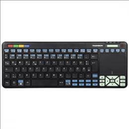 Thomson ROC3506 !DE layout! bezdrátová klávesnice s TV ovladaèem pro TV Panasonic