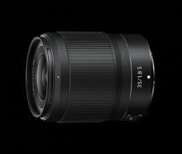 Nikon FX Nikkor Z 35mm f/1.8S