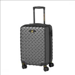 CAT kufr Industrial Plate, kabinové zavazadlo, 35 l, kovová šedá
