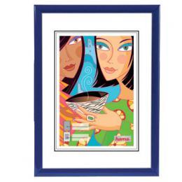 Hama rámeèek plastový MADRID, modrý, 15x21cm