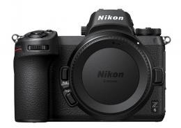 Nikon Z6 - systémový fotoaparát (tìlo)