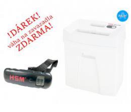 Skartovací stroj HSM Pure 220 4x25 mm - zvìtšit obrázek