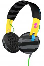 Skullcandy Grind Yellow/Black Mic1