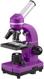 MikroskopBresser Junior Biolux SEL 40–1600x, fialový - zvìtšit obrázek
