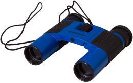 Binokulární dalekohled Bresser Topas 10x25, modrý