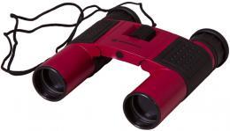 Binokulární dalekohled Bresser Topas 10x25, èervený