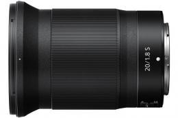 Nikon FX Nikkor Z 20mm f/1.8S