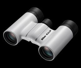 Nikon dalekohled CF Aculon T02 8x21 White