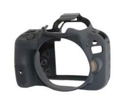 Easy Cover Pouzdro Reflex Silic Canon 90D Black