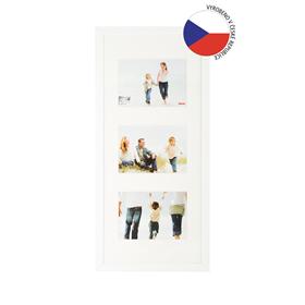 Hama rámeèek døevìný Galerie JESOLO, bílá, 26x60 cm/3