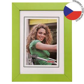 Hama rámeèek døevìný JESOLO, zelená, 50x70 cm