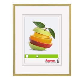 Hama rámeèek plastový SEVILLA, zlatá, 29,7x42 cm, prùhledný plast