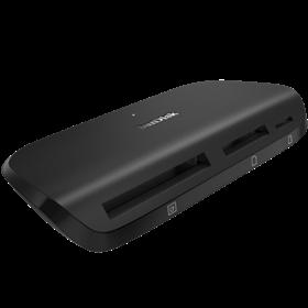 SanDisk �te�ka USB 3.0 ImageMate PRO pro SD, microSD a CF karty