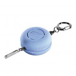 Xavax osobní alarm Makronka s kroužkem na klíèe, modrý