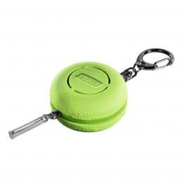 Xavax osobní alarm Makronka s kroužkem na klíèe, zelený