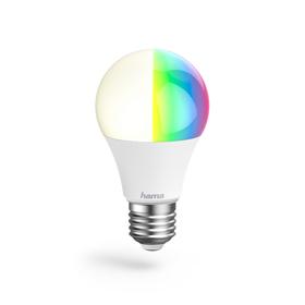 Hama SMART WiFi LED žárovka, E27, 10 W, RGB, stmívatelná