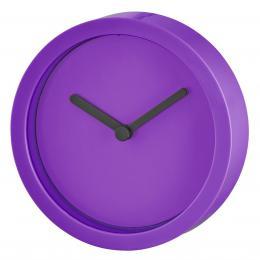 Hama Retro nástìnné hodiny, prùmìr 15 cm, fialové