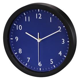 Hama Pure, nástìnné hodiny, 25 cm, tichý chod, tmavì modré