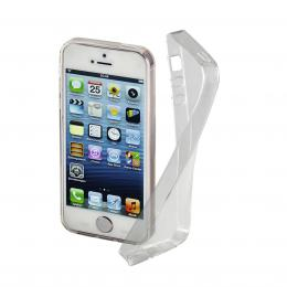 Hama Clear Cover for Apple iPhone 5/5s/SE, transparent