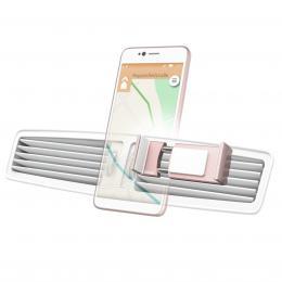 Hama Flipper, univerzální držák mobilu ve vozidle, pro šíøku 6-8 cm, rùžové zlato