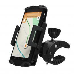 Hama univerzální držák na mobil, šíøka 5-9 cm, upevnìní na øídítka jízdního kola