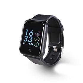 Hama Fit Track 5900, sportovní hodinky, pulz, kalorie, analýza spánku, krokomìr, GPS,barevný display