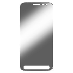 Hama Premium Crystal Glass Real Glass Screen Protector for Samsung XCover 4